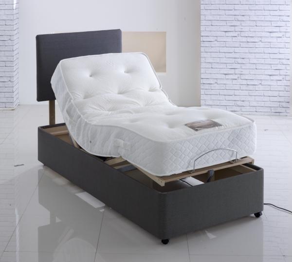 Groovy Adjustamatic Electric Bed Beatyapartments Chair Design Images Beatyapartmentscom